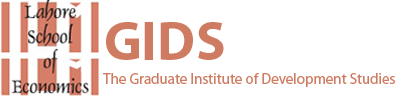 The Graduate Institute of Development Studies